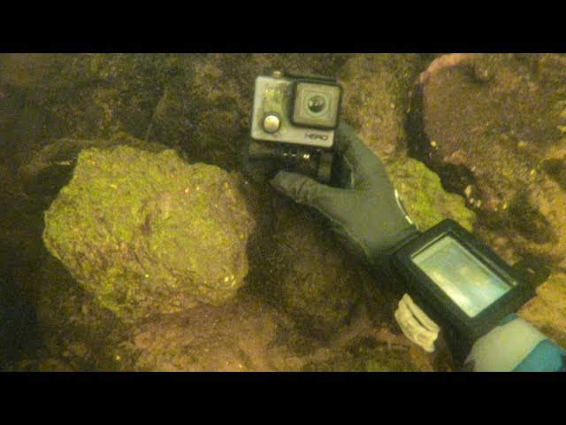found-lost-gopro-underwater-in-river-while-scuba-diving-found-4-years-later