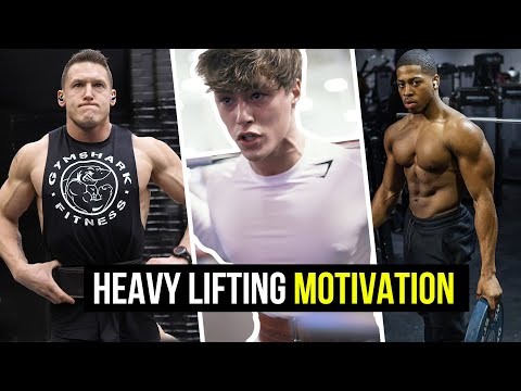 Gymshark's BIGGEST LIFTS | Heavy Lifting Motivation