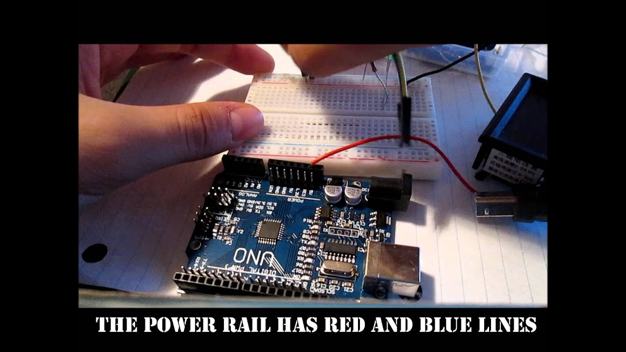 Weekend Projects: LED Circuits For Beginners - YouTube