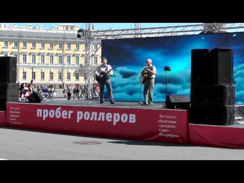 Пробег Роллеров 2014!! Год Финского Залива!! Jumper-show, Beatbox, Break-dance и многое другое!!