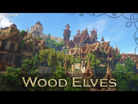 Winner! (Wood Elf) Darwin Reforged Server - Elven Contest Build