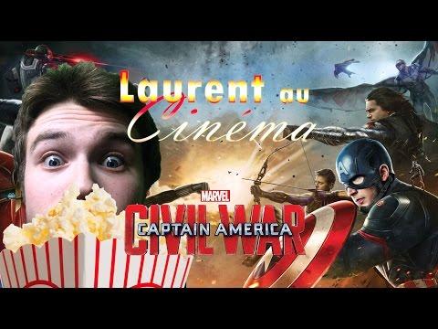 Laurent Au Cinéma (ft. Gilles Morgan) - Le MCU & Civil War (spoilers)