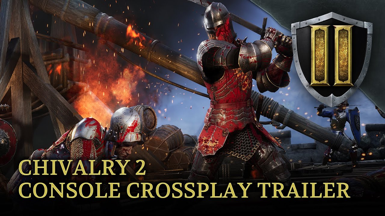 Chivalry 2 - Console Crossplay Announce Trailer