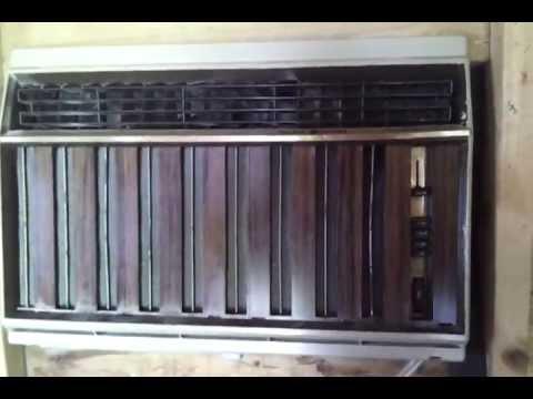 1970 S Ge Slumberline Air Conditioner Youtube