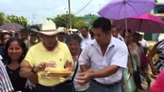 Dia 19 Municipio Playa Vidente - Nigromante, Chilapa del Carmen, Arenal Santa Ana