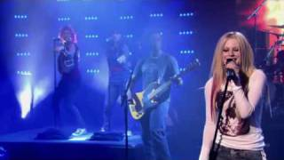 Avril Lavigne Runaway Live High Quality