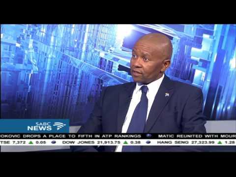 Industrial Development Corporation financial results: Geoffrey Qhena