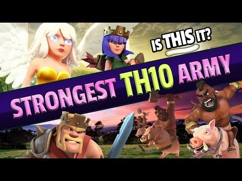 BEST ARMY TO SMASH TH10s - HE'S DONE IT AGAIN!