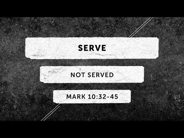 Sunday Service on March 7, 2021