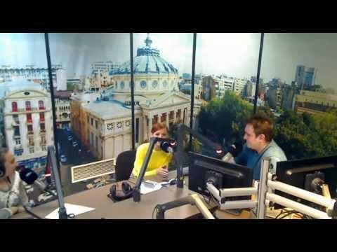 Elena Gheorghe la BucurestiFM