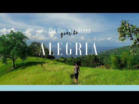 Alegria, Cebu - The Tiny Wanderer
