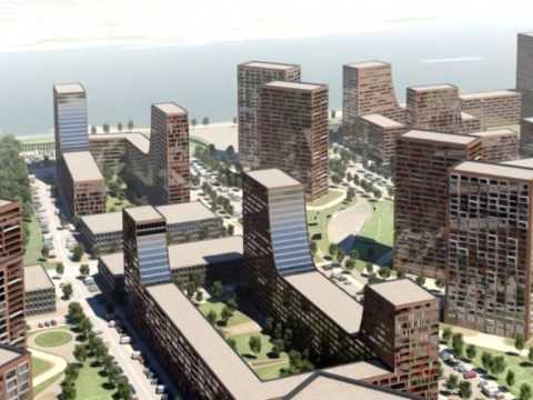 Микрорайон 'Ясный берег' - Видео онлайн