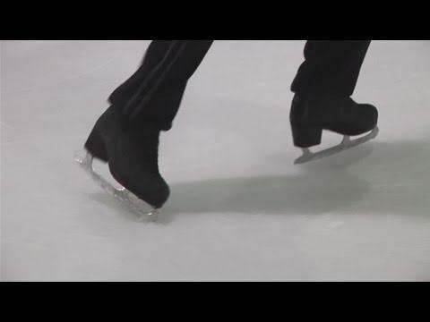 How To Ice Skate Backwards
