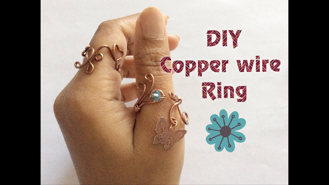 Wire Ring Tutorial Free