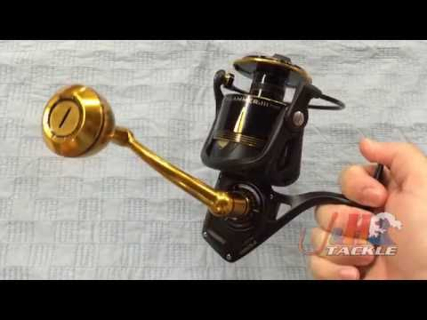 Penn Slammer III SLAIII7500 Spinning Reels | J&H Tackle