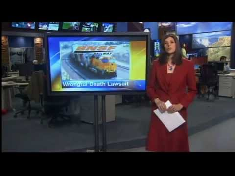 Wrongful Death Lawsuit Against BNSF Railway --  KRQE TV -- LawsuitPressRelease.com