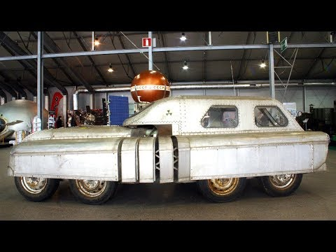 12 Most Amazing Cars Found By Accident