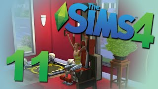 The Great Shower Encounter - The Sims 4: Part 11