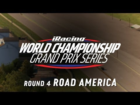 iRacing World Championship GP Series | Round 4 at Road America