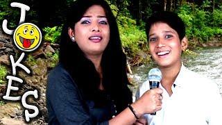 Pappu नदीचं काठावर Ka उभं Aahe | Funny Pappu | Marathi Latest Comedy Jokes