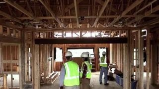 Group builds homes specific to wounded warriors' needs
