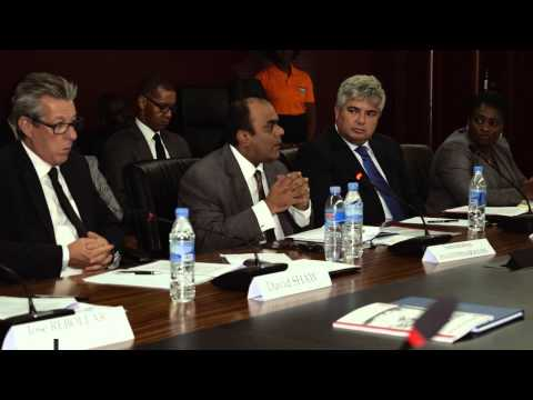 The Oil & Gas Year Equatorial Guinea 2015 Strategic Roundtable