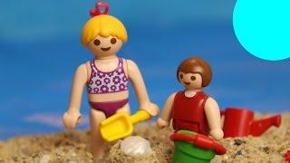 Playmobil Film deutsch SPAß AM STRAND