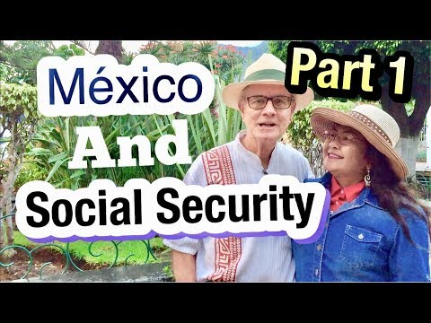 Part 1 Social Security In Mexico: Debit Card, Banking, Guadalajara,  Cancun, Mazatlan , San Miguel,