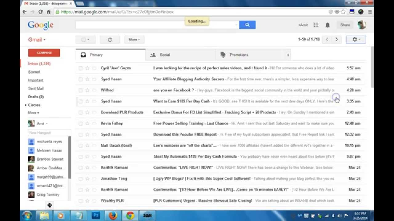Yahoo email being spamed/hacked?