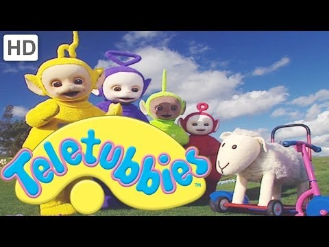 Teletubbies: Arts & Crafts Pack 1 - Full Episode Compilation