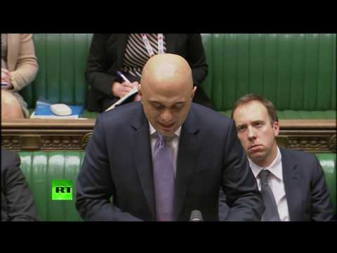 Sajid Javid's Housing Bill statement FULL