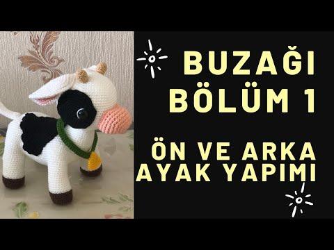 Amigurumi Kadife İple Bunny Crochet Free Pattern - Amigurumi Free ... | 360x480