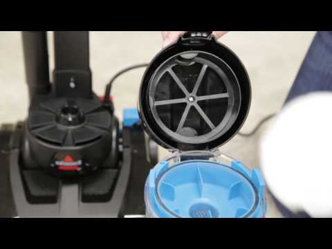 What to do if PowerForce Compact has No or Low Suction   BISSELL