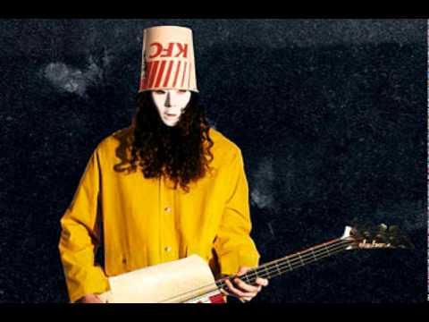 buckethead - king james (piano cover)
