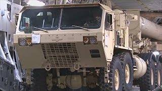 США разместят систему ПВО THAAD в Южной Корее как можно скорее (новости)