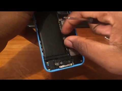 IPhone 5c Screen Repair / Battery Replacement [ Repair ] | Get Fixed