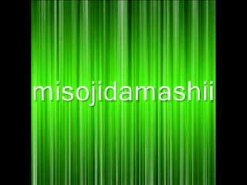 misoji misaki karaoke (no vocals)