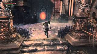 Bloodborne - How to get Blade of Mercy Early game