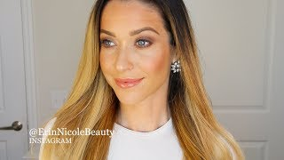 PART ONE Easy Daytime Makeup Tutorial Using CHANEL Clair-Obscur Eyeshadow Palette