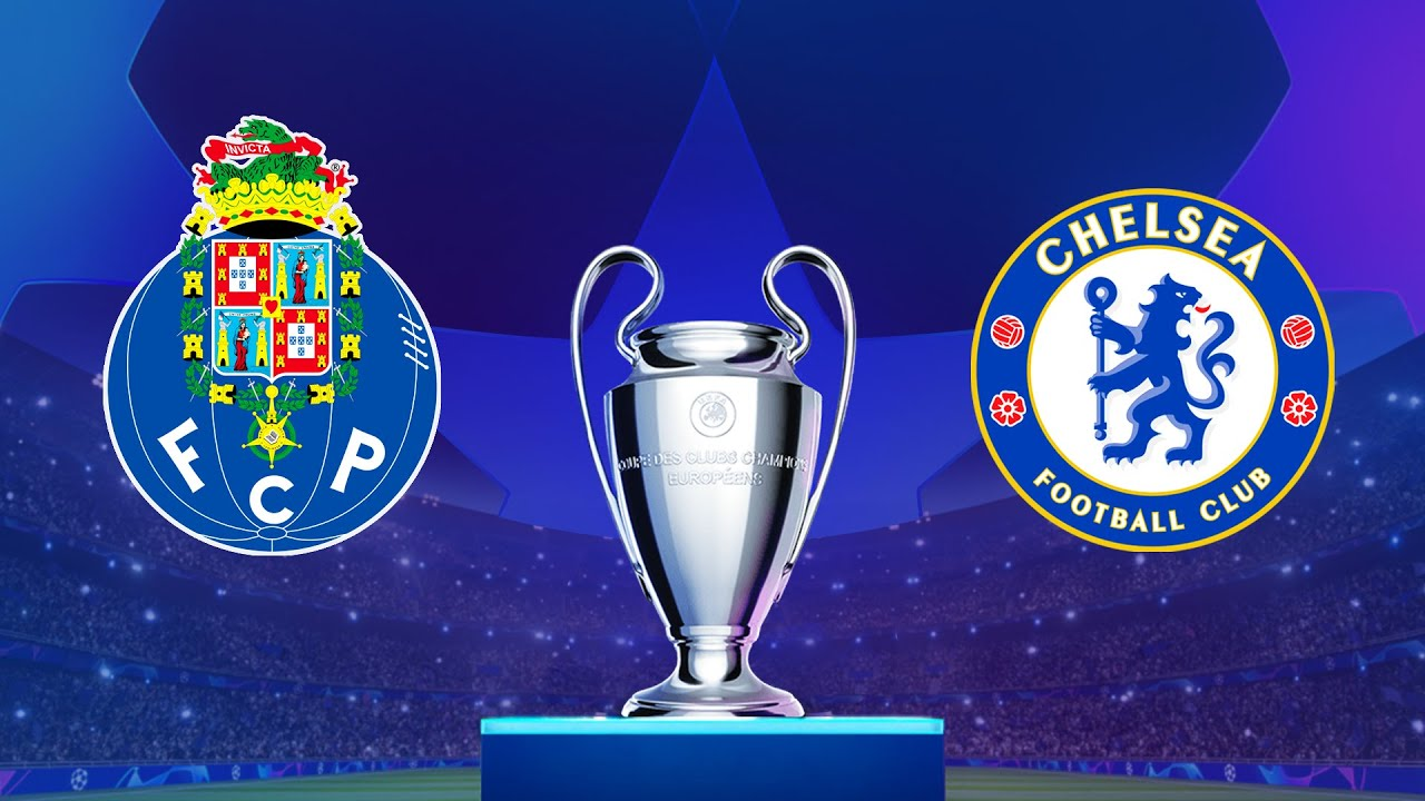 Fc Porto Vs Chelsea Quarter Final Uefa Champions League 2021 Gameplay Youtube