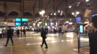 Video Large Police Operation, Evacuations, Reported at Paris' Gare du Nord Station download MP3, 3GP, MP4, WEBM, AVI, FLV Mei 2017