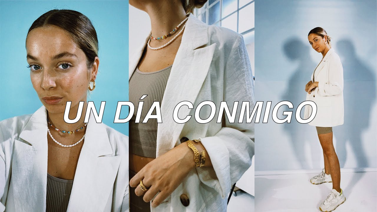 Download UN DIA CONMIGO / VLOG: día de shooting