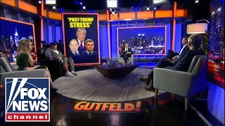 Why can't the media quit Trump? 'Gutfeld!' has the answers