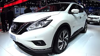 2016, 2017 Nissan Murano: What You Need to Know, 2016, 2017 Nissan Murano listed priced in China