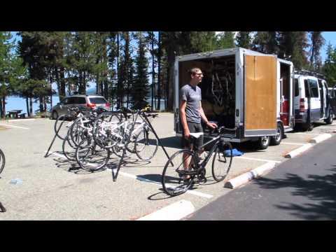 2013/08/04 - Trek Travel bicycle intro 1