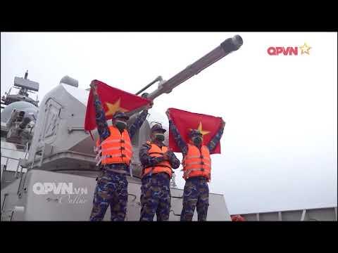 Cận cảnh màn bắn pháo đỉnh cao giúp Chiến hạm Hải Quân Việt Nam vượt qua Trung Quốc tại Army Games