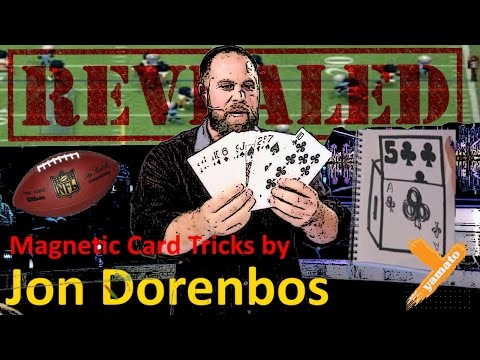 Reveal: NFL Jon Dorenbos 5 of Clubs Card Trick in AGT 2016 Judge Cuts