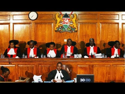 How Okiya Omtatah plans to prosecute his case at Supreme Court without a Lawyer