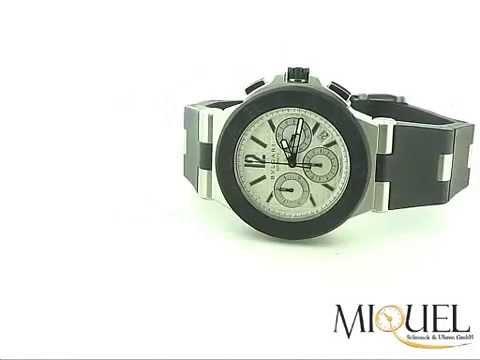 Bulgari Diagono Chronograph Ref. DG42C6SVDCH (5095)