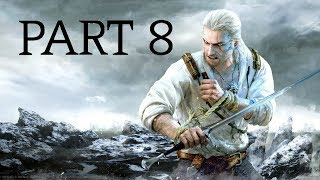 The Witcher 3 Wild Hunt Game of the Year Edition Let's Play Part 8 - Griffin's Nest